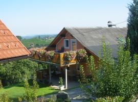 Gastezimmer Friedrich, Gamlitz