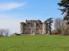 Château de la Cacaudière et ses Dépendances, Pouzauges
