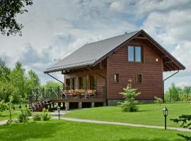 Vila Viesai, Trakai