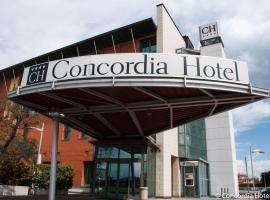 Concordia Hotel, San Possidonio