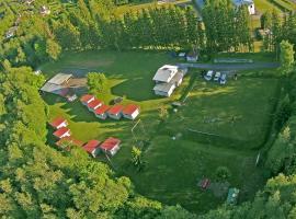 Jõekääru Camping, Valgeranna