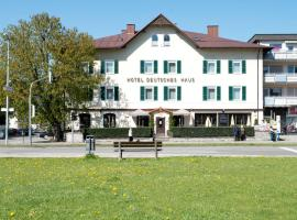 Hotel Deutsches Haus, Sonthofen