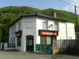 Riverside Guesthouse, Abergynolwyn