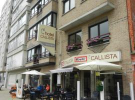 Hotel Callista, Wenduine