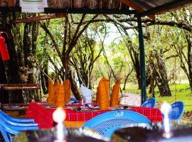 Wajee Mara Camp, Mara Simba
