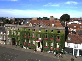Angel Hotel, Bury Saint Edmunds
