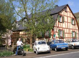 Ferienhaus Urlaub im Denkmal, Hahnenbach