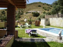 Casa Paraiso Andaluz, Canillas de Aceituno