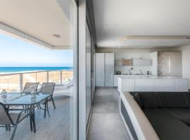 Luxury Residential Apartment By The Sea, Netanya