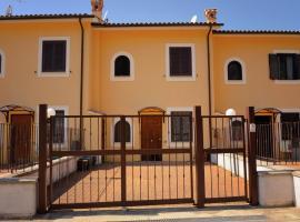 Villa Franca, Casa Savini