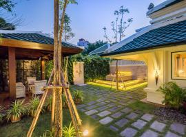 Buddy Oriental Riverside, Nonthaburi