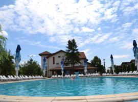 Hotel Doi Taurasi, Afumaţi