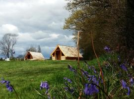 Glamping at Long Acres, East Grinstead