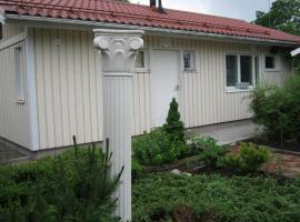 Ruusukoto, Rajamäki