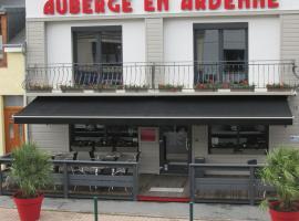 Auberge en Ardenne, Vaux-sur-Seine
