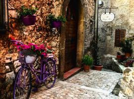 Il Borgo Antico, Rocca Massima