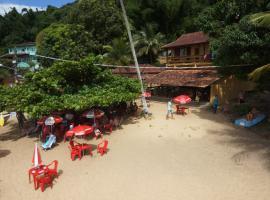 Pousada Tony Montana, Praia de Araçatiba