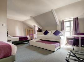 Inter-Hotel Hôtel du Château, Dinan