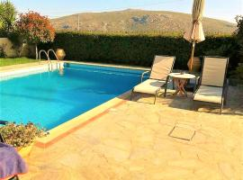 Luxury Pool Apartment, Lagonissi
