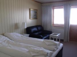 Femund Nasjonalparkhotell, Elga