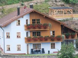 Ferienwohnungen Plankl, Breitenbrunn