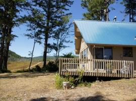 Doe Hill Cottage Vacation Rental, Netarts