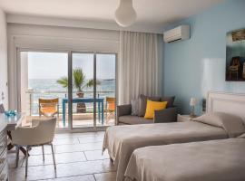 Sideratos Apartments, Karfas
