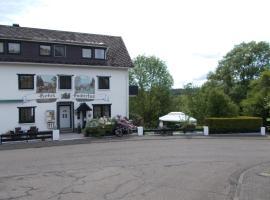 Hotel Hubertus, Oberraden