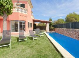 Villa Falzia, Can Pastilla