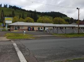 Greenwell Motel, La Grande