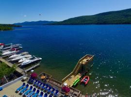 The Lake Motel, Lac George