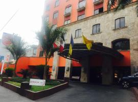 Hotel Celta, Guadalajara