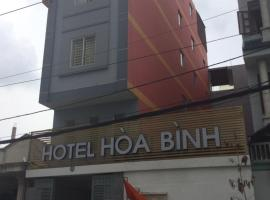Hoa Binh Hotel, Ho Chi Minh-Byen