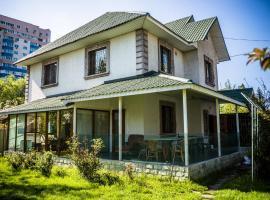 """""""European"""" backpackers hostel in Almaty"""