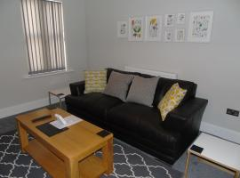 Jeffersons Steelworks Serviced Apartments, Barrow in Furness