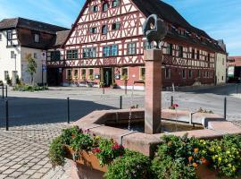 Hotel u. Restaurant der Schwan, Schwanstetten