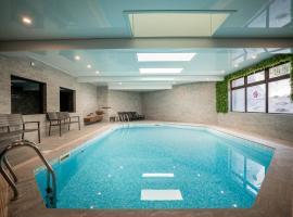Best Western Plus Hostellerie Du Vallon, Trouville-sur-Mer