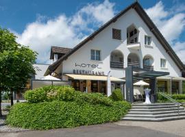 Hotel Thorenberg, Lucerne