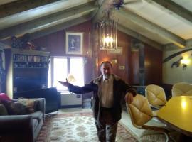 Homestead Lodge, Homer