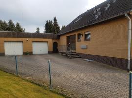 Ferienwohnung Hilker, Hessisch Oldendorf