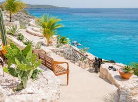 Lagun Blou Dive and Beach Resort, Lagun