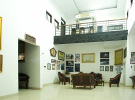 Brown Javanese Guest House, Sleman