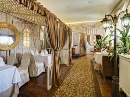 Baden-Baden Hotel, Kharkov