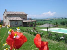 Casa Alessandra Mecucciami, Castiglione del Lago
