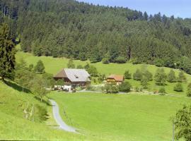 Blumbauernhof, Gutach