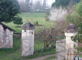 LE GITE D'ABLEVOIS, La Chapelle-sur-Loire