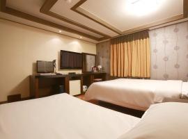 Charmant Hotel Suwon, Suwon
