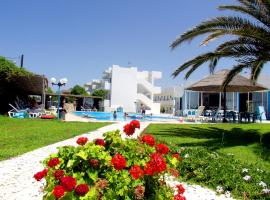 Hotel Blue Jay, Marmari