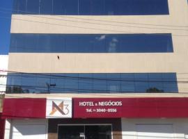 M3 Hotel, Estaleiro