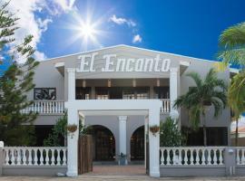 El Encanto Boutique Hotel, Kralendijk